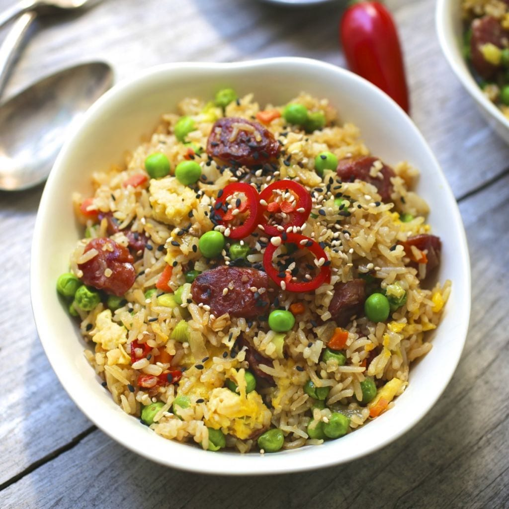 Simple and Delicious Fried Rice