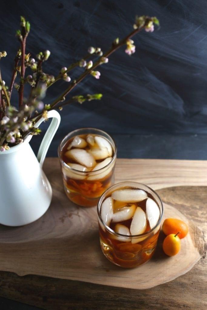 Kumquat-Ginger Smash