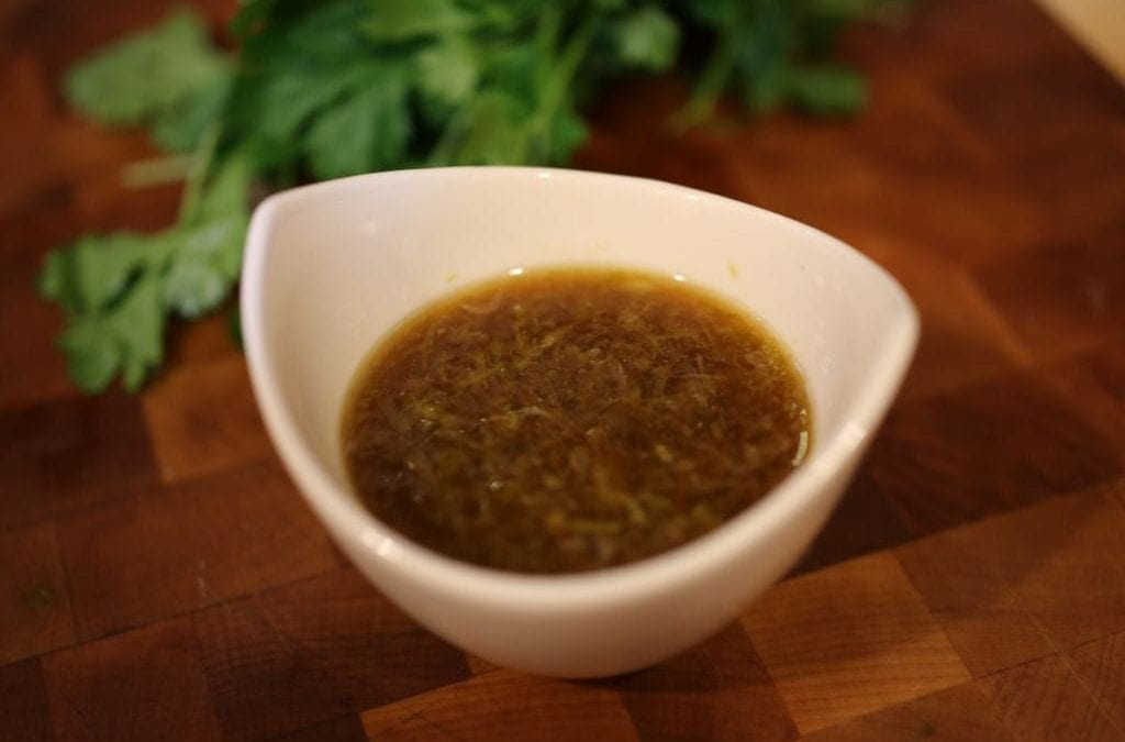 Vietnamese-Style Dipping Sauce