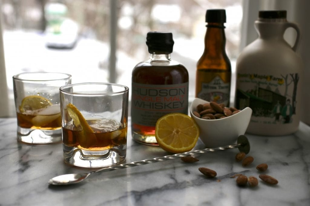 Maple-syrup Old Fashioned