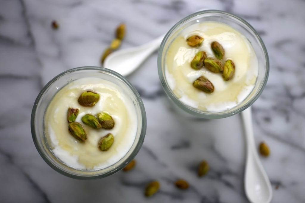 Easy, home-made Greek yogurt