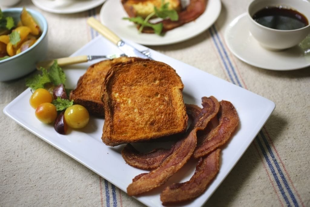 Easy Baked French Toast