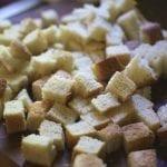 Corn, Scallion and Cheddar Strata