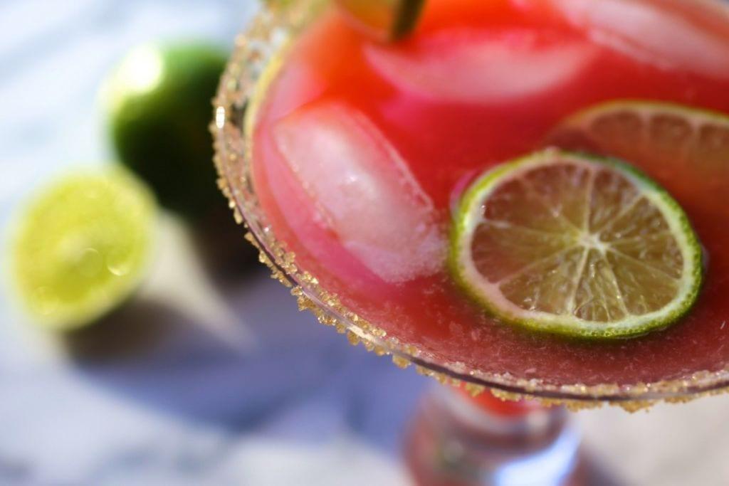 Blood Orange Margaritas - a celebration cocktail from ...