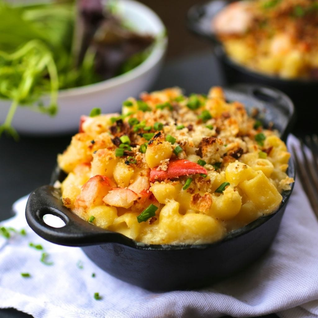 ... lobster company makes a truly amazing lobster mac and cheese it s more