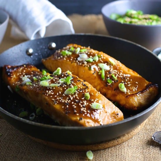 Miso-Glazed, Crispy-Skinned Salmon – Updated!