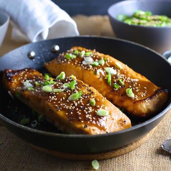 Miso-Glazed, Crispy-Skinned Salmon – Updated!