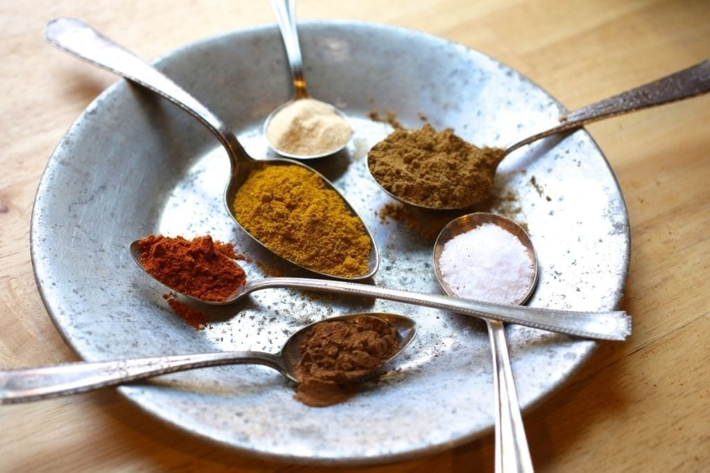 Spices for Candied Nuts