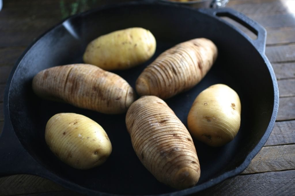 Beautiful Potatoes