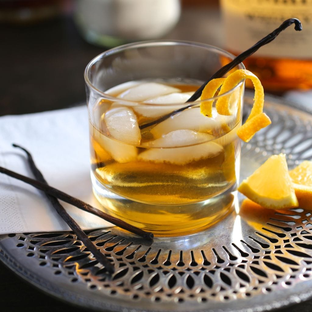 Vanilla Old Fashioned