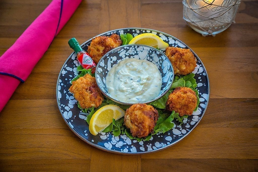 grouper fritters