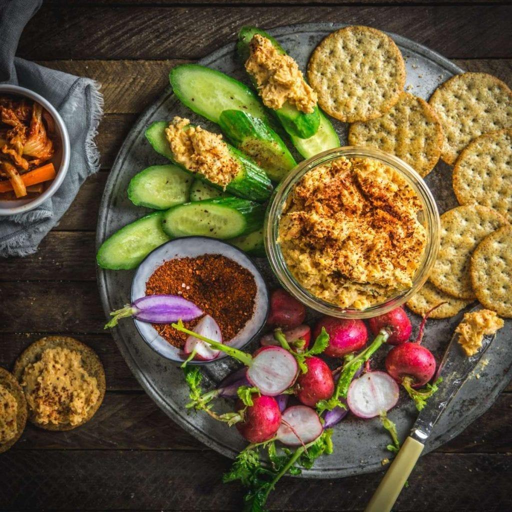 Kimchi Pimento Cheese