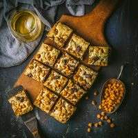 Best Blondies Ever (with Brown Butter, Bourbon & Butterscotch)